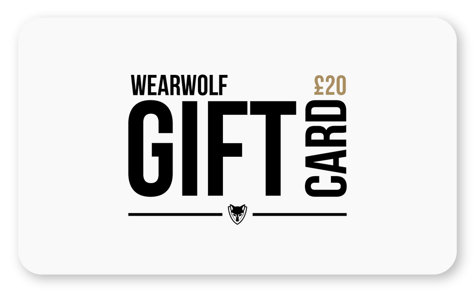 £20 Gift Card - WearWolf Clothing Ltd