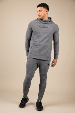 Winter Tracksuit Bottoms - Grey