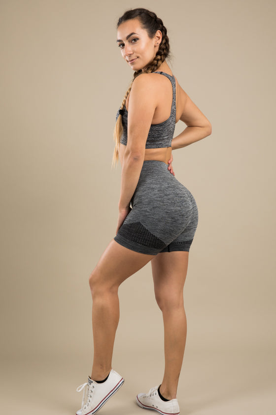 Seamless Shorts - Cloud/Pebble Grey