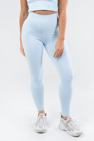 Sensation Leggings - Ice Blue