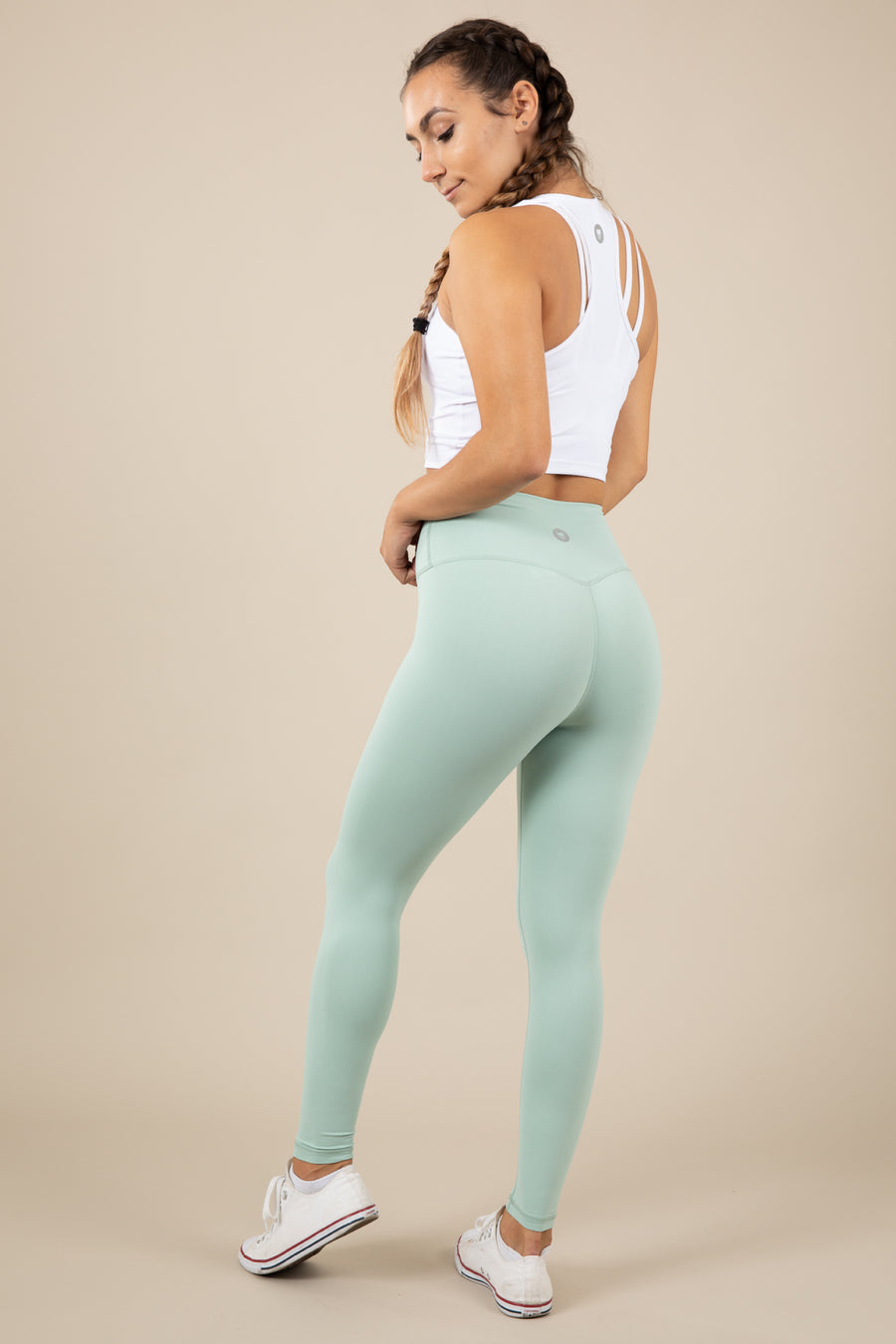 Sensation Leggings - Luxe Mint