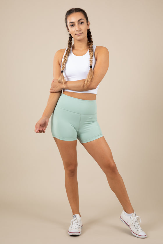 Sensation Shorts - Luxe Mint
