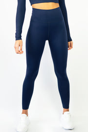 Sensation Leggings - Navy Blue