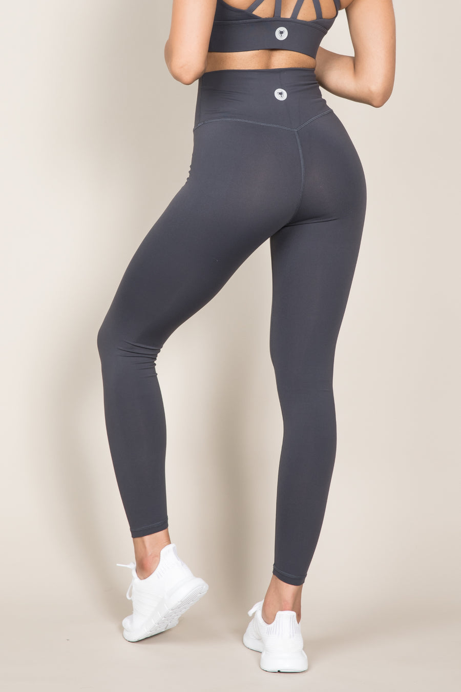 Sensation Leggings - Steel Grey