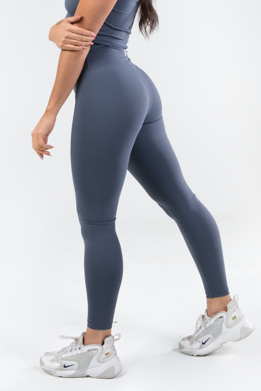 Sensation Leggings - Titanium Blue