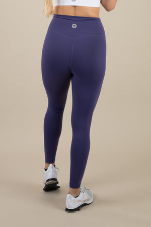 Sensation Leggings - Violet
