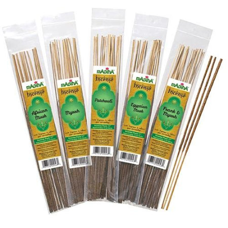 11' Incense bundle packs