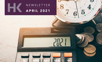 APRIL E-NEWSLETTER 2021