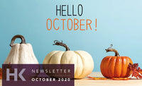 October E-Newsletter 2020