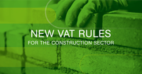 VAT Reverse Charge - Construction Services