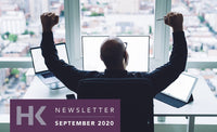 SEPTEMBER E-NEWSLETTER 2020