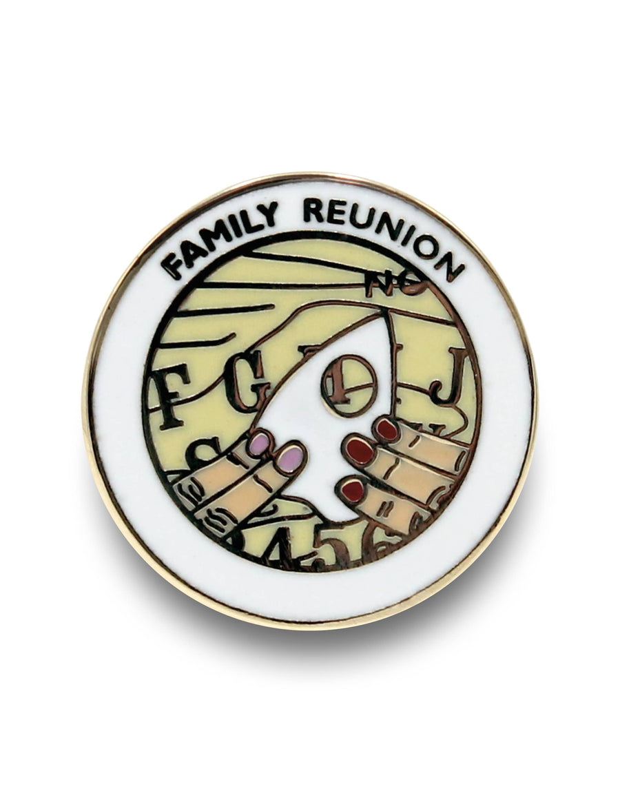 Family Reunion <br> Enamel Pin