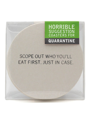 Quarantine<br> Coaster Set