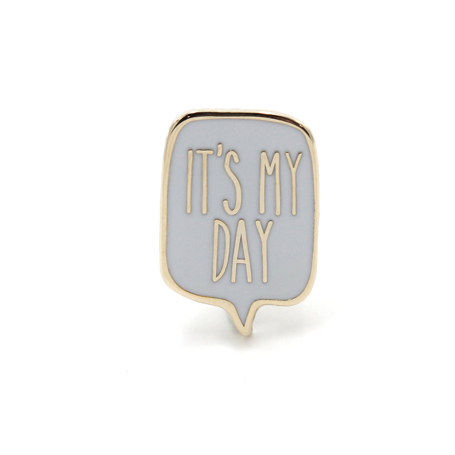 My Day <br> Enamel Pin