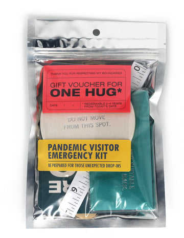 Pandemic Visitor Emergency Kit