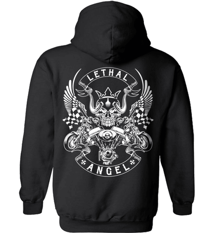 Biker Shirt - Lethal Angel