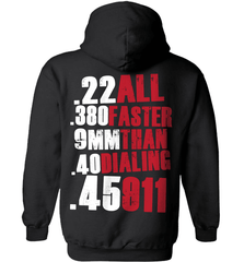 Gun Shirt - All Faster Than 911 - Shirt Loft - 1