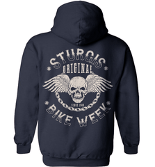 Biker Shirt - Sturgis. Original Bike Week - Shirt Loft - 3