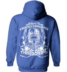 Welder Shirt - When The Hood Drops The BS Stops - Shirt Loft - 5