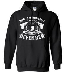 Gun Shirt - 2nd Amendment Indiana Chapter Defender - Shirt Loft - 1