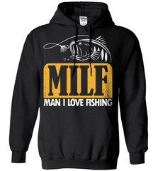 Fishing Shirt - (MILF) Man I Love Fishing - Shirt Loft - 1