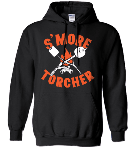 Camping Shirt - S'more Torcher