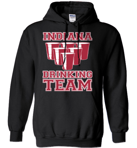 State Shirt - Indiana Drinking Team