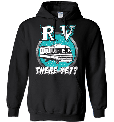 Camping Shirt - RV There Yet?