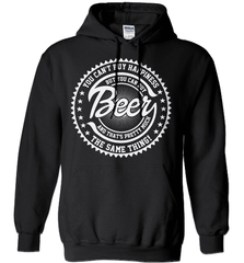 Beer Shirt - You Can't Buy Happiness But You Can Buy Beer And That's Pretty Much The Same Thing! - Shirt Loft - 1