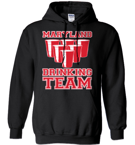 State Shirt - Maryland Drinking Team