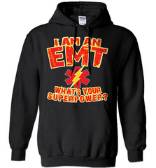 EMT Shirt - I Am An EMT. What's Your Superpower? - Shirt Loft - 1