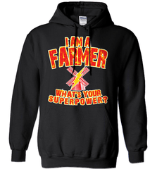 Farmer Shirt - I Am A Farmer. What's Your Superpower? - Shirt Loft - 1