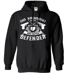 Gun Shirt - 2nd Amendment Ohio Chapter Defender - Shirt Loft - 1