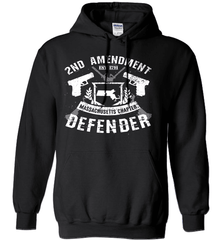 Gun Shirt - 2nd Amendment Massachusetts Chapter Defender - Shirt Loft - 1