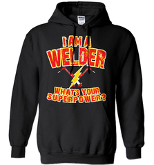 Welder Shirt - I Am A Welder. What's Your Superpower? - Shirt Loft - 1