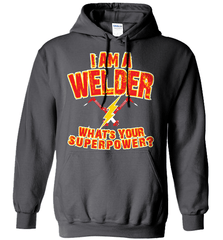 Welder Shirt - I Am A Welder. What's Your Superpower? - Shirt Loft - 3