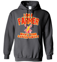 Farmer Shirt - I Am A Farmer. What's Your Superpower? - Shirt Loft - 3