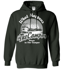 Camping Shirt - What Happens In The Camper Stays In The Camper - Shirt Loft - 3