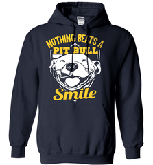 Pit Bull Shirt - Nothing Beats A Pit Bull Smile - Shirt Loft - 2