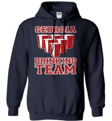 State Shirt - Georgia Drinking Team - Shirt Loft - 3