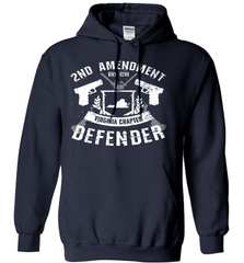 Gun Shirt - 2nd Amendment Virginia Chapter Defender - Shirt Loft - 3