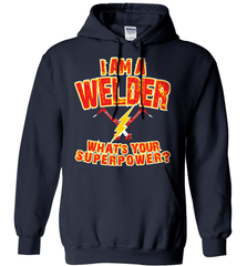 Welder Shirt - I Am A Welder. What's Your Superpower? - Shirt Loft - 4