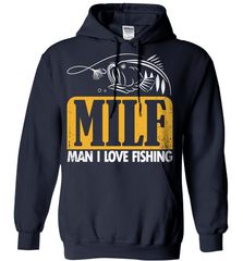 Fishing Shirt - (MILF) Man I Love Fishing - Shirt Loft - 3