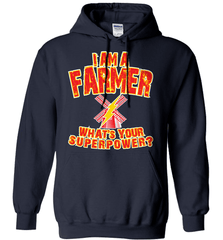 Farmer Shirt - I Am A Farmer. What's Your Superpower? - Shirt Loft - 4