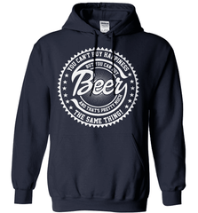 Beer Shirt - You Can't Buy Happiness But You Can Buy Beer And That's Pretty Much The Same Thing! - Shirt Loft - 2