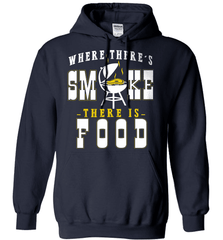 BBQ Shirt - Where There Is Smoke, There Is Food - Shirt Loft - 2