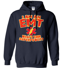 EMT Shirt - I Am An EMT. What's Your Superpower? - Shirt Loft - 4
