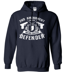Gun Shirt - 2nd Amendment Indiana Chapter Defender - Shirt Loft - 3