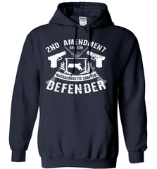 Gun Shirt - 2nd Amendment Massachusetts Chapter Defender - Shirt Loft - 3