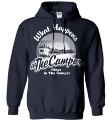 Camping Shirt - What Happens In The Camper Stays In The Camper - Shirt Loft - 4